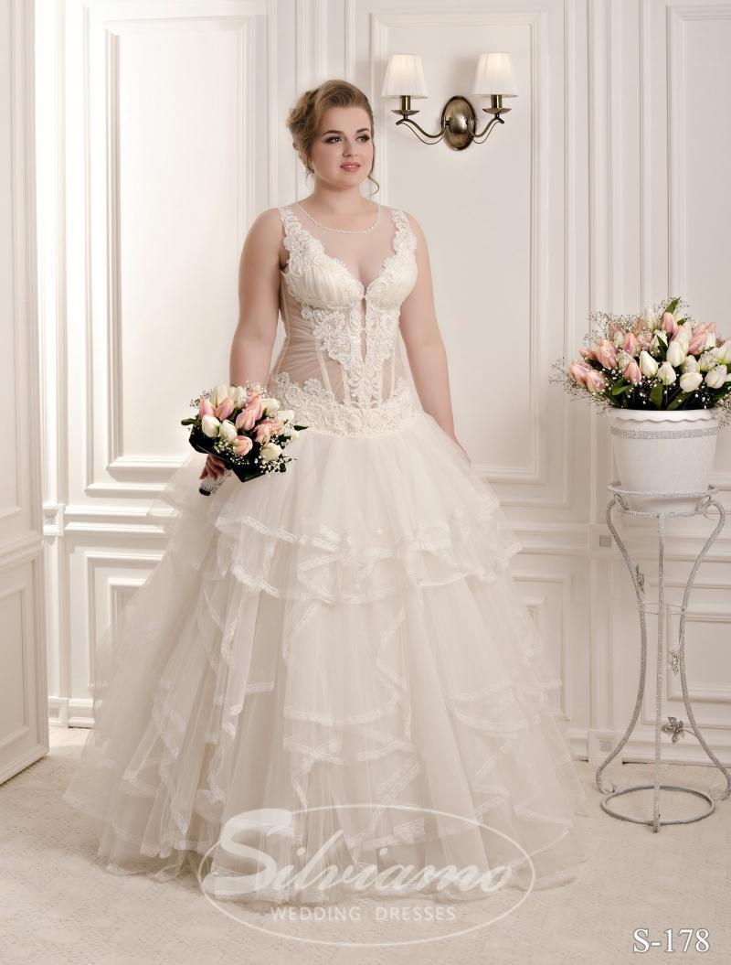 Wedding Dress Silviamo S-178