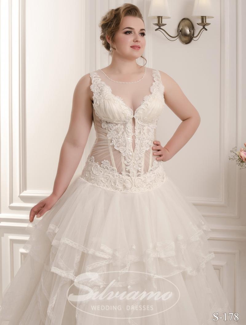 Свадебное платье Silviamo S-178