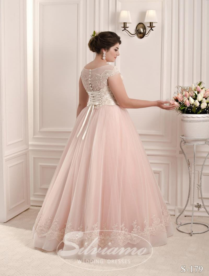 Wedding Dress Silviamo S-179