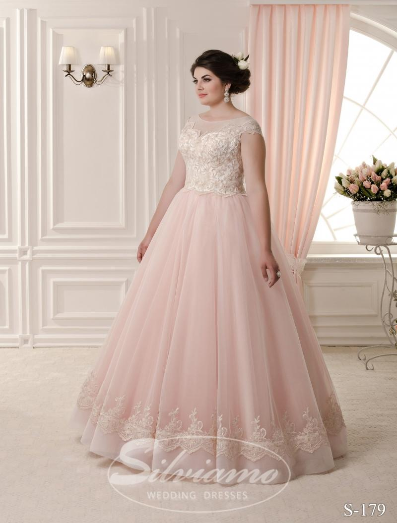 Свадебное платье Silviamo S-179