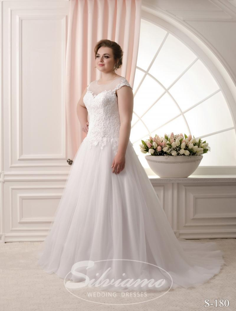 Wedding Dress Silviamo S-180