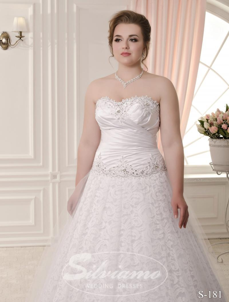 Свадебное платье Silviamo S-181