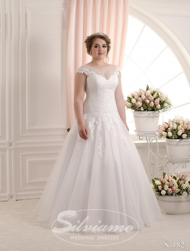 Wedding Dress Silviamo S-182