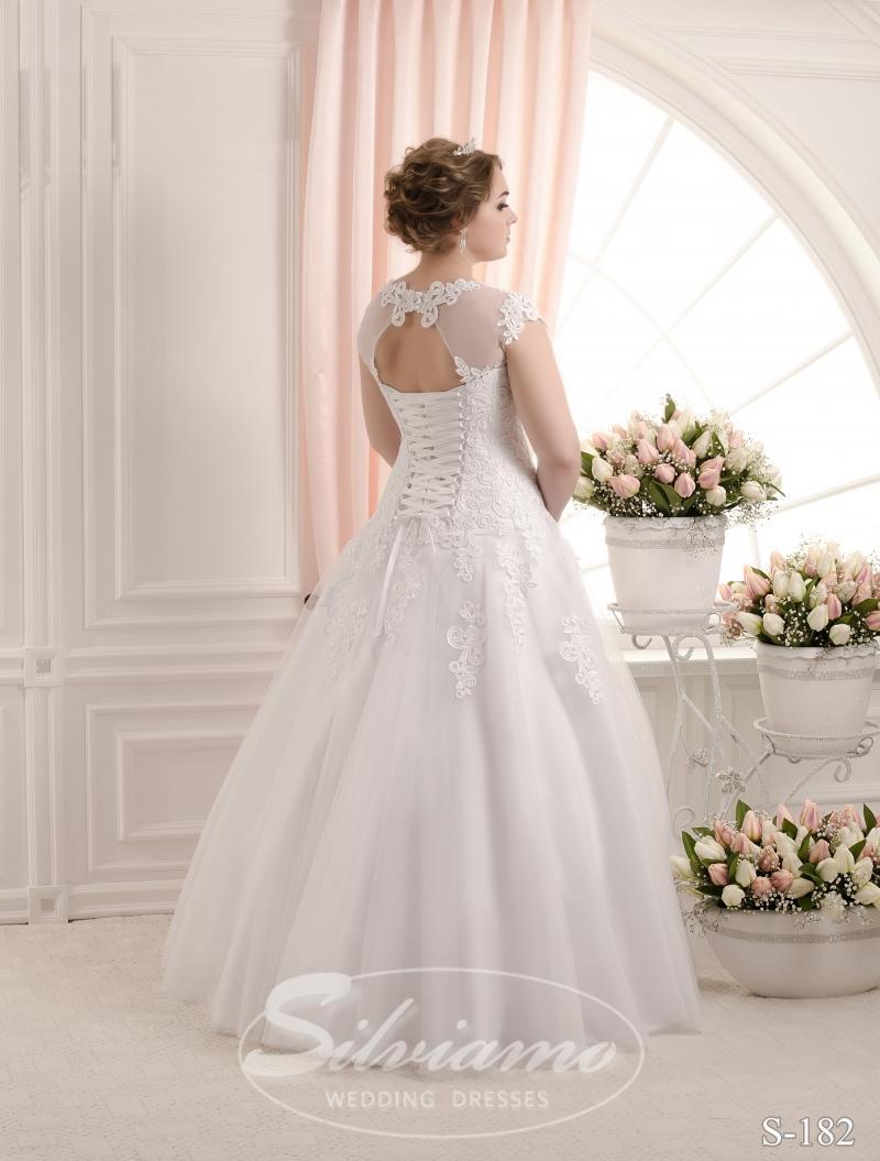 Свадебное платье Silviamo S-182