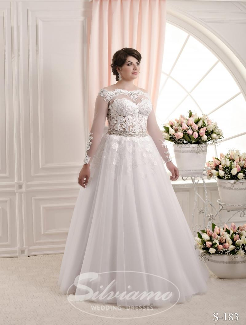 Свадебное платье Silviamo S-183