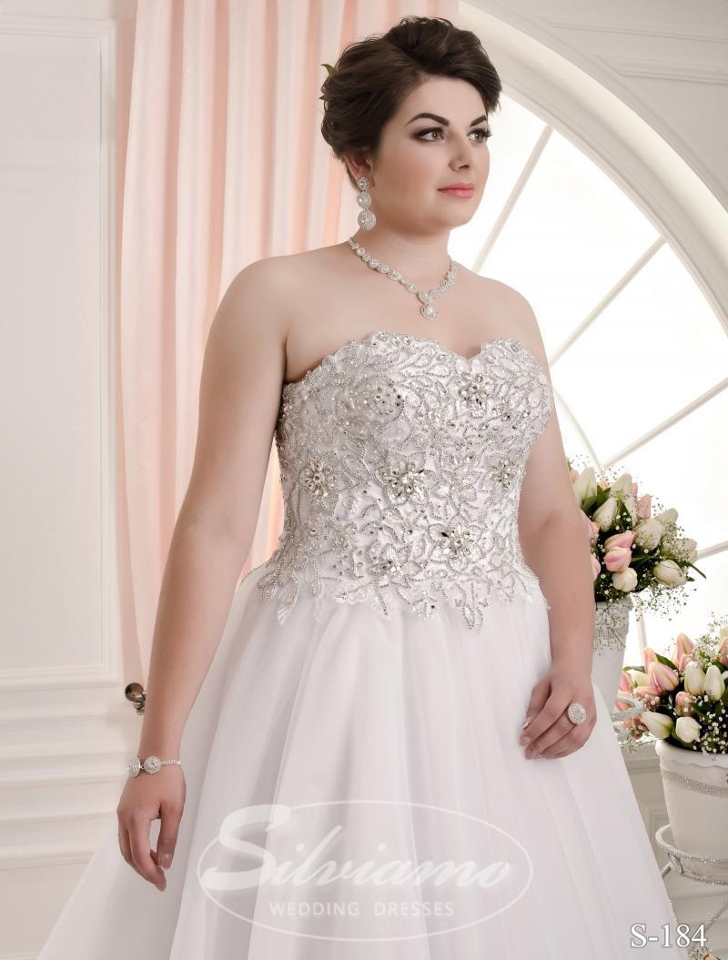 Свадебное платье Silviamo S-184