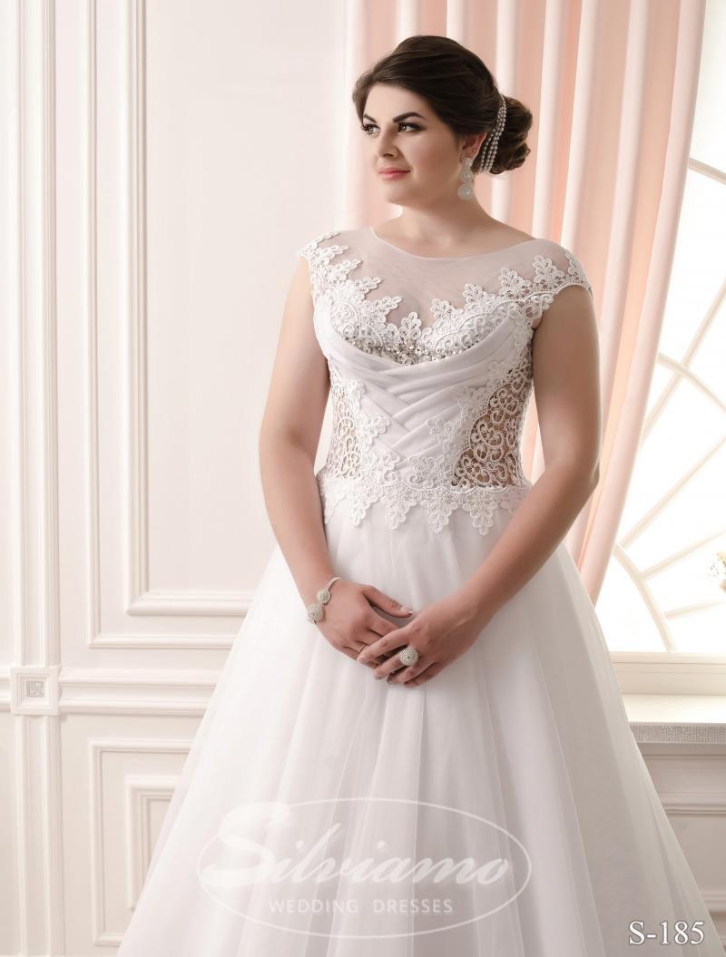 Свадебное платье Silviamo S-185