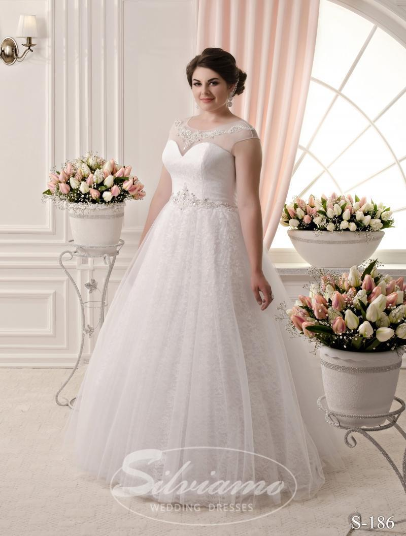 Wedding Dress Silviamo S-186