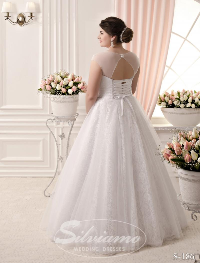 Свадебное платье Silviamo S-186