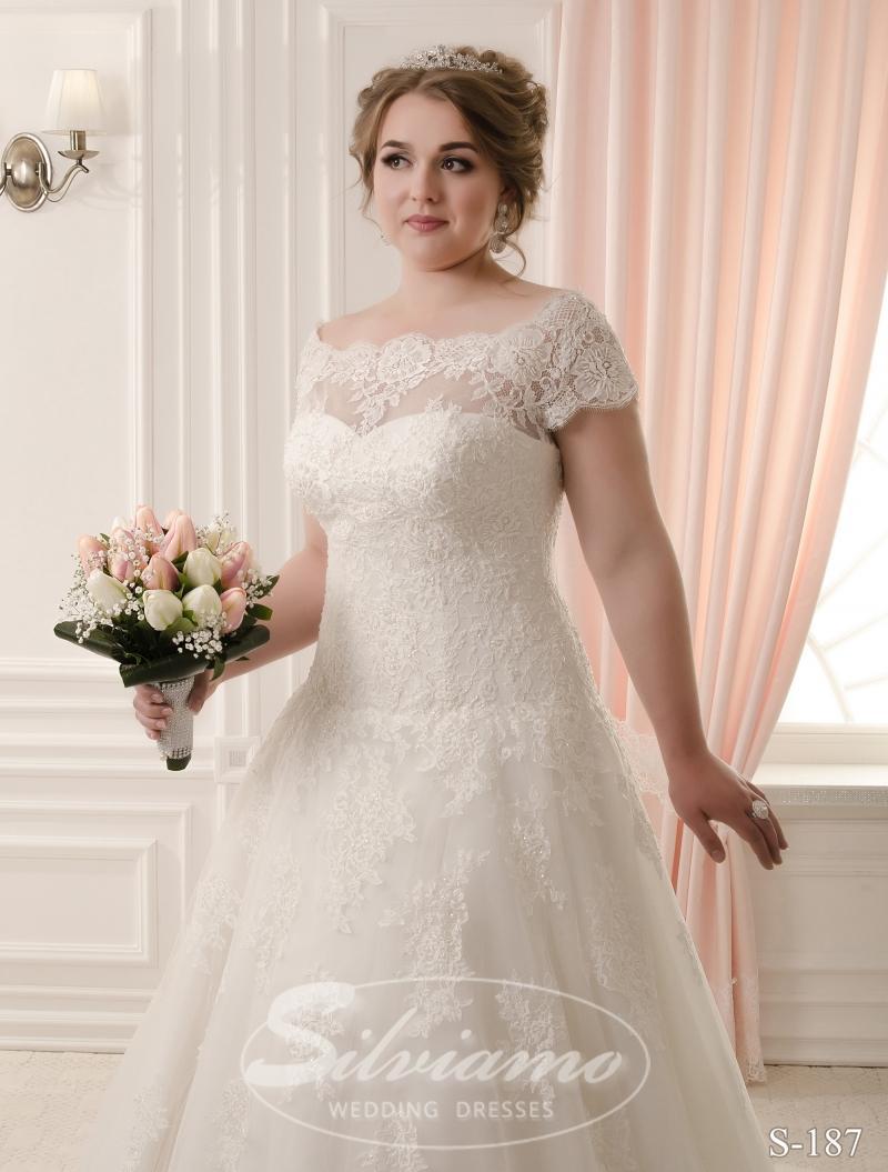 Свадебное платье Silviamo S-187