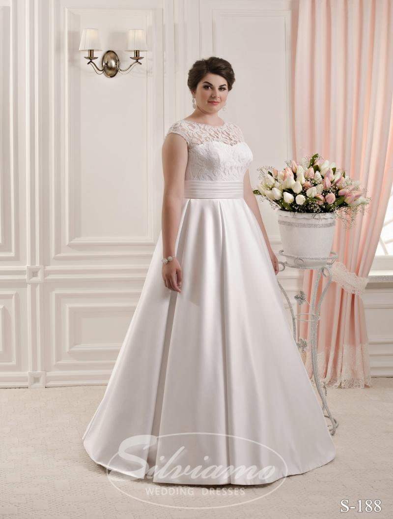 Wedding Dress Silviamo S-188