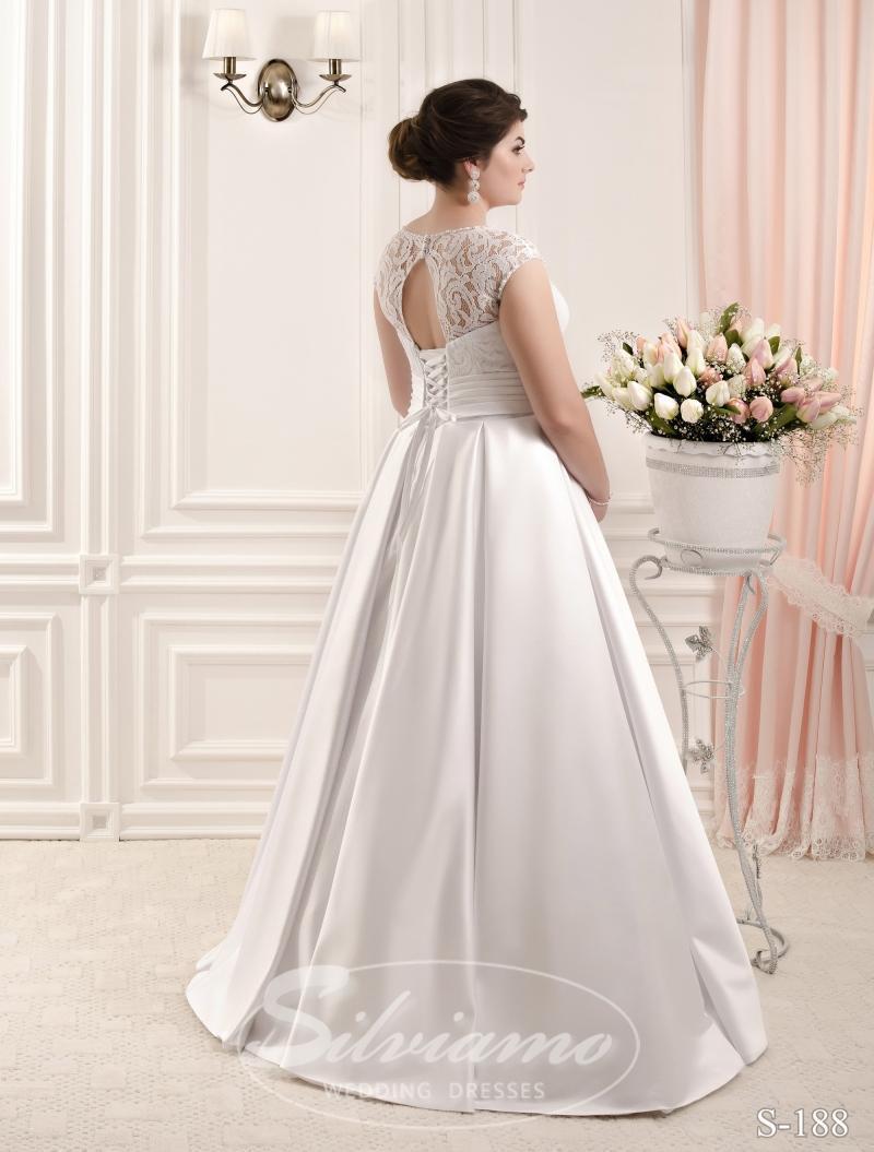 Свадебное платье Silviamo S-188