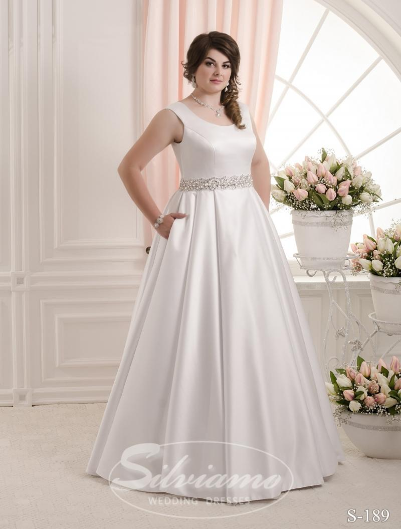 Wedding Dress Silviamo S-189