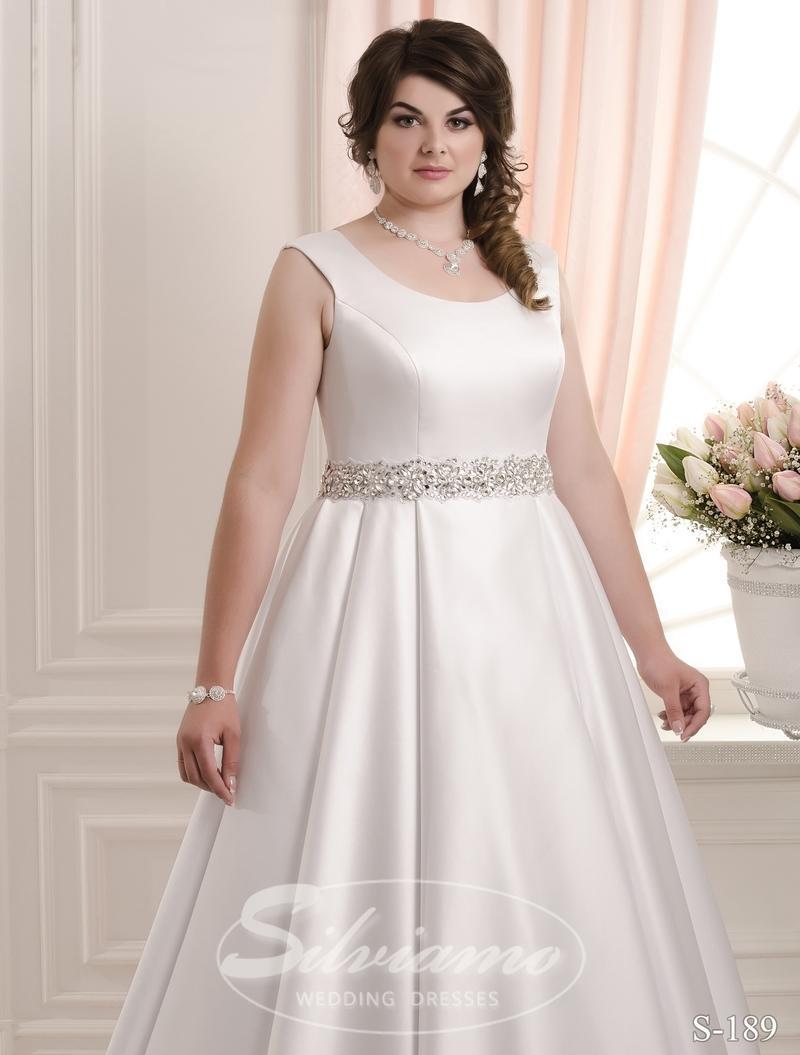 Свадебное платье Silviamo S-189