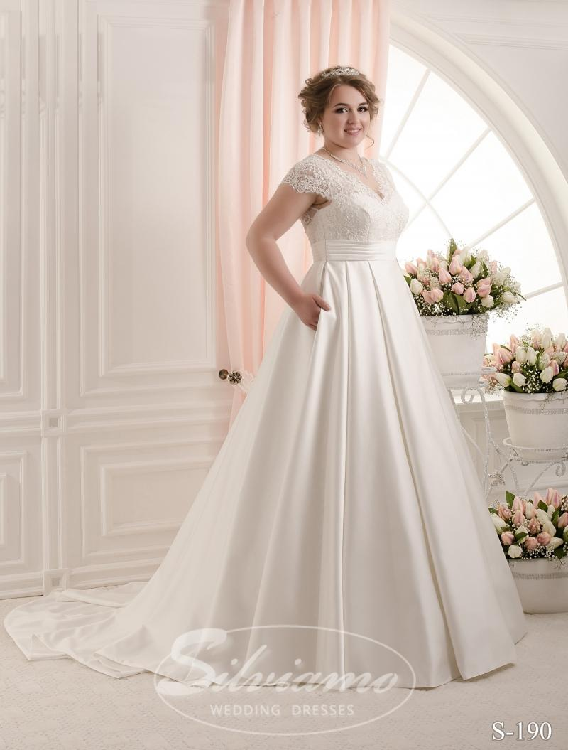 Wedding Dress Silviamo S-190