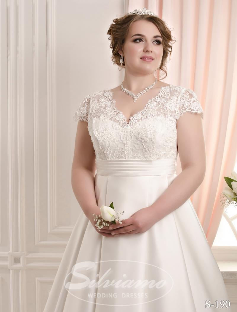 Свадебное платье Silviamo S-190