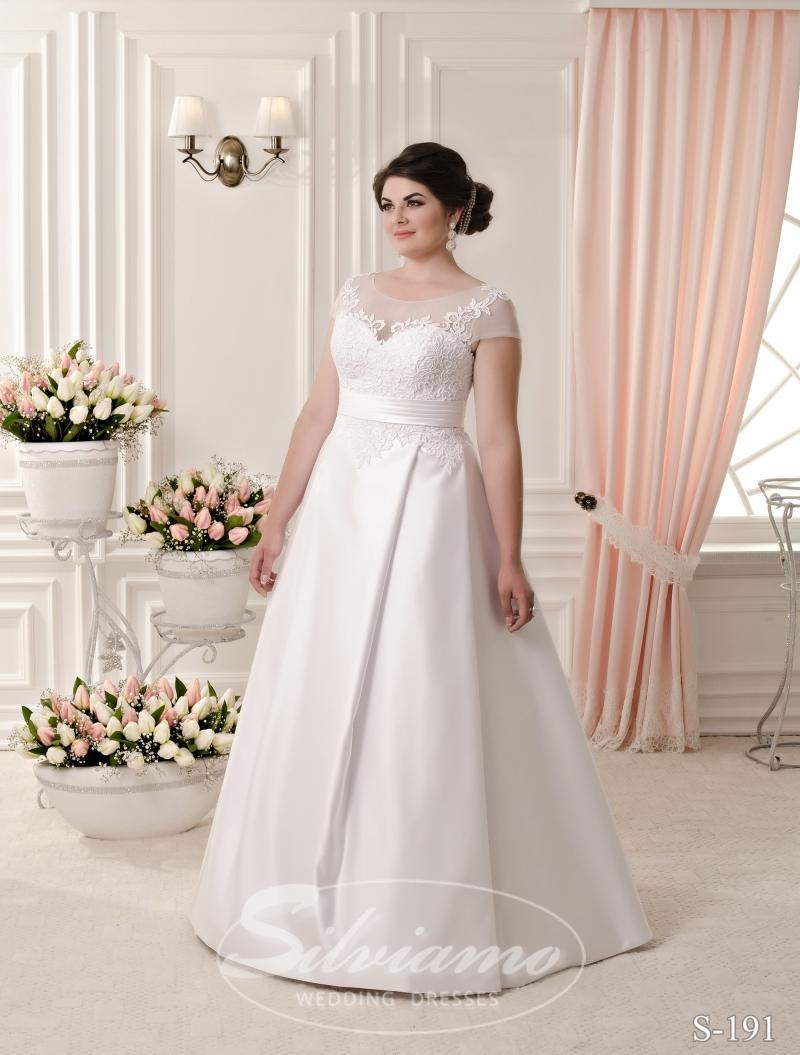 Wedding Dress Silviamo S-191