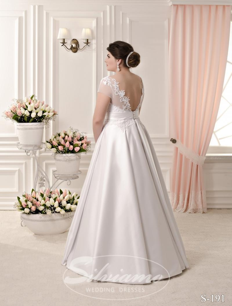 Свадебное платье Silviamo S-191