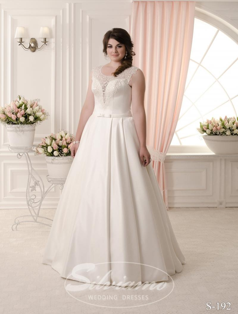 Свадебное платье Silviamo S-192