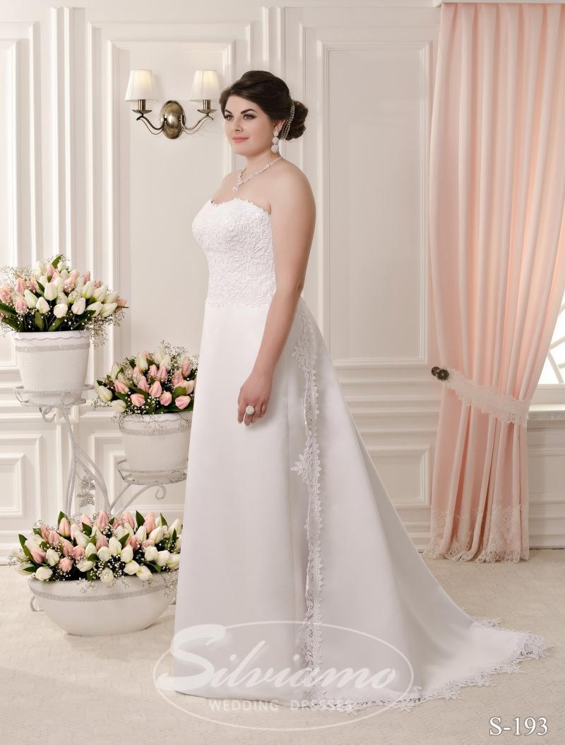 Wedding Dress Silviamo S-193