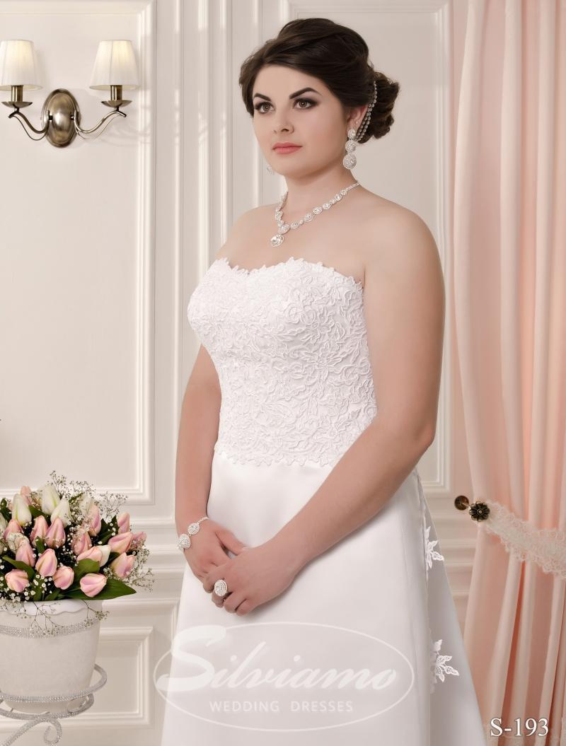 Свадебное платье Silviamo S-193