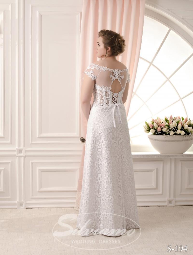 Свадебное платье Silviamo S-194