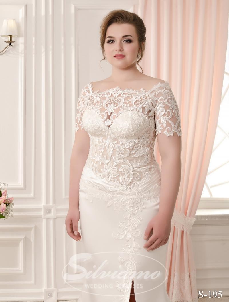 Свадебное платье Silviamo S-195