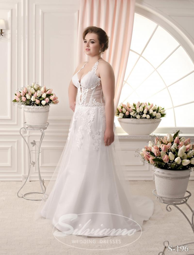 Wedding Dress Silviamo S-196