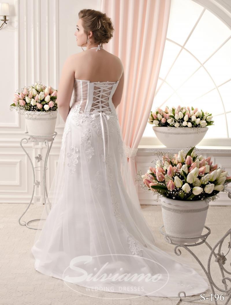 Свадебное платье Silviamo S-196