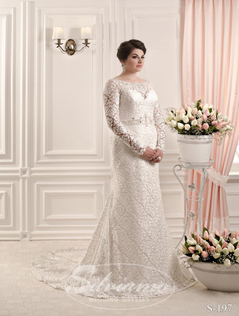 Свадебное платье Silviamo S-197
