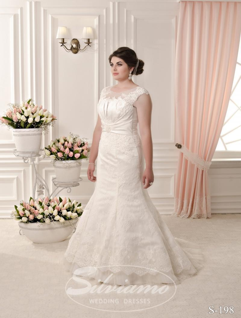 Wedding Dress Silviamo S-198