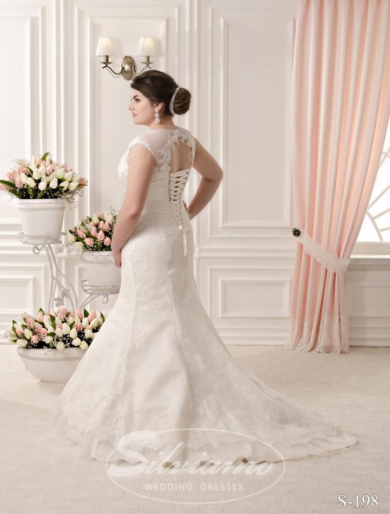 Свадебное платье Silviamo S-198