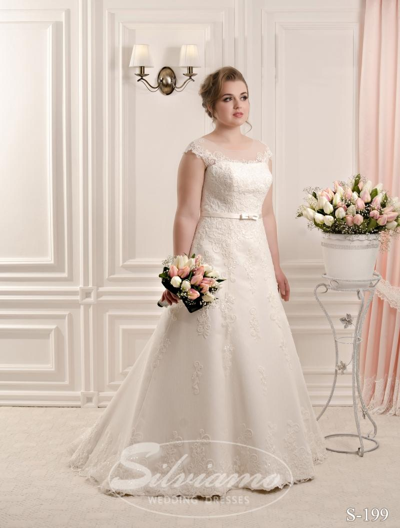 Wedding Dress Silviamo S-199