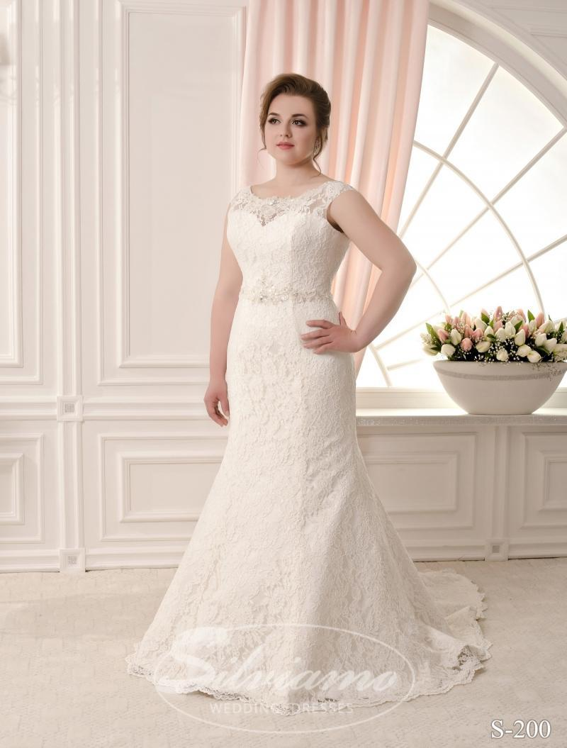 Wedding Dress Silviamo S-200