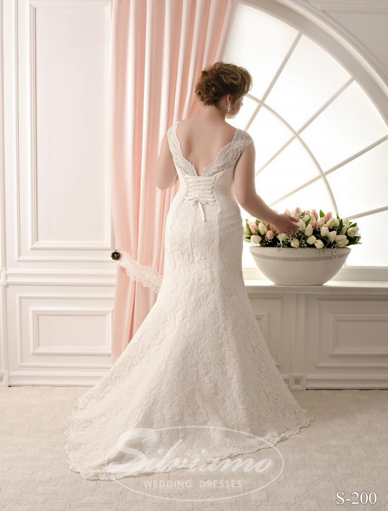 Свадебное платье Silviamo S-200