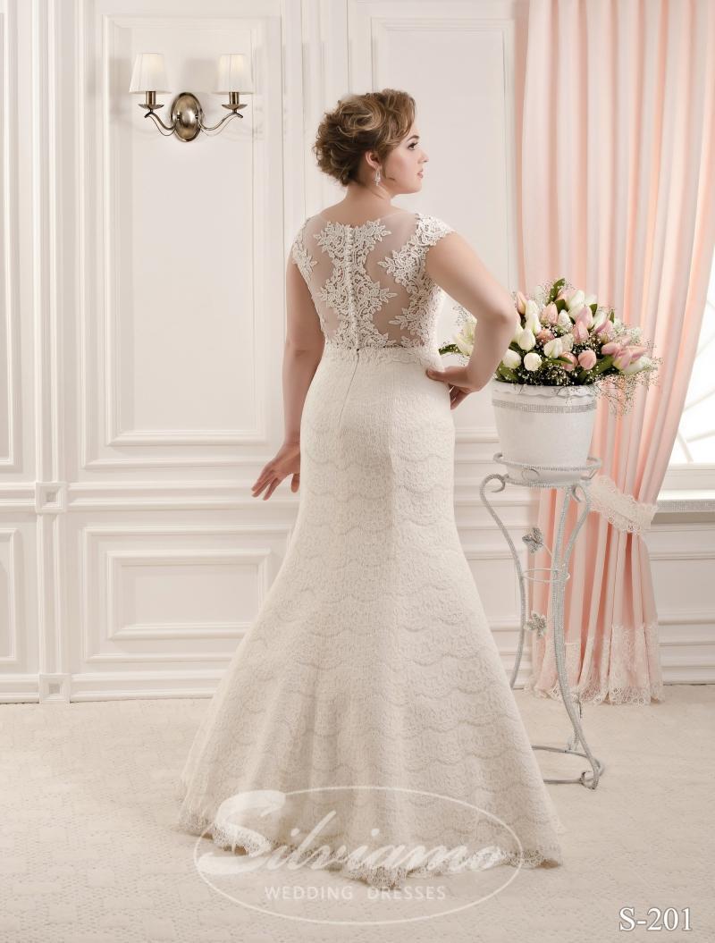 Свадебное платье Silviamo S-201