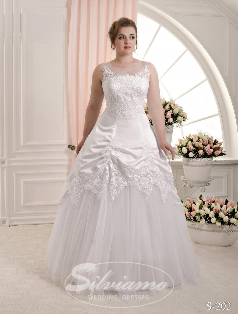 Wedding Dress Silviamo S-202