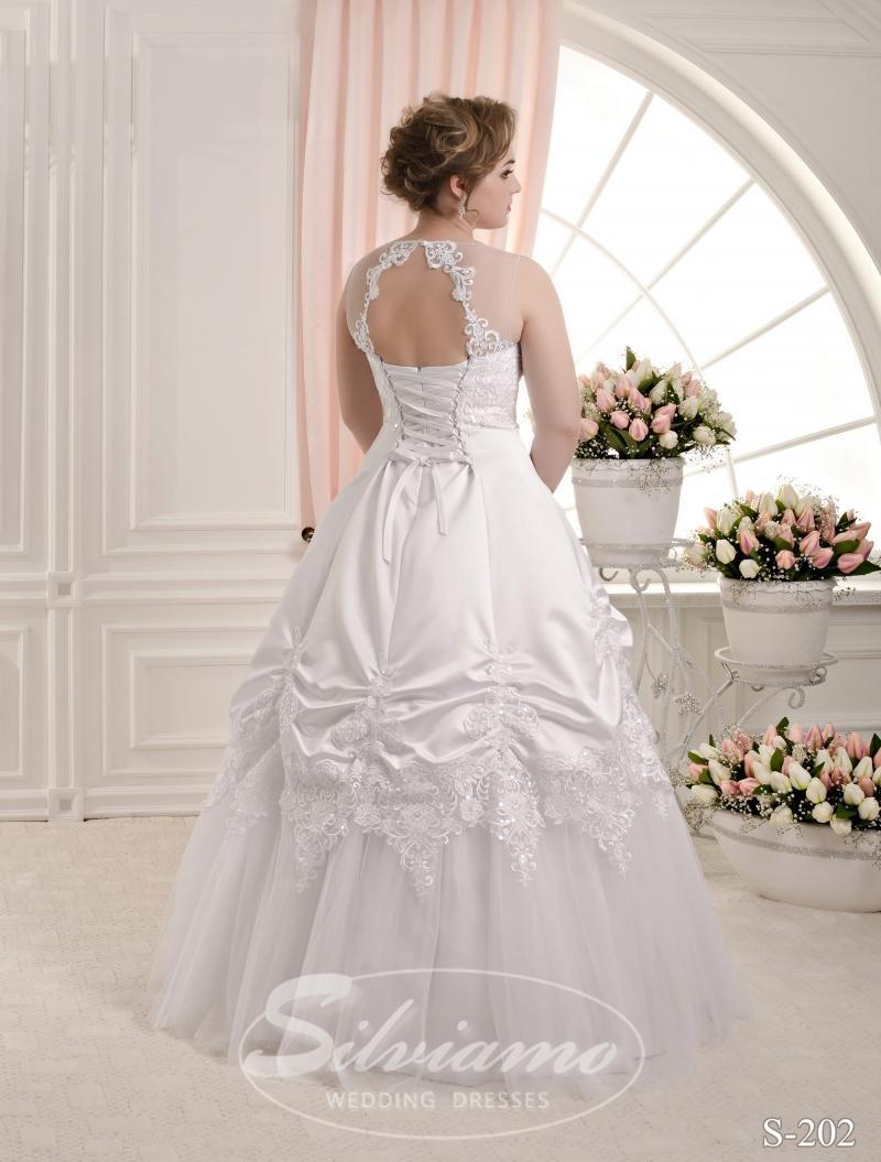 Свадебное платье Silviamo S-202