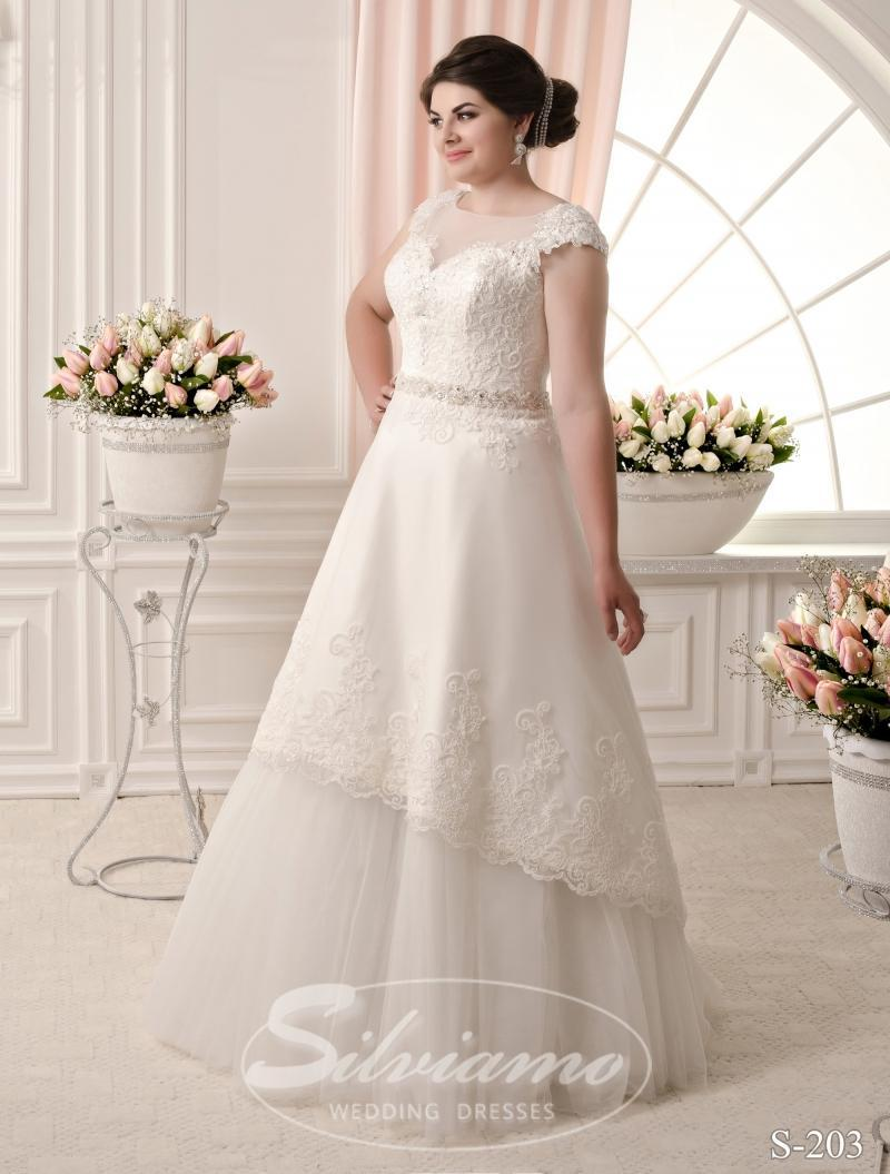 Wedding Dress Silviamo S-203