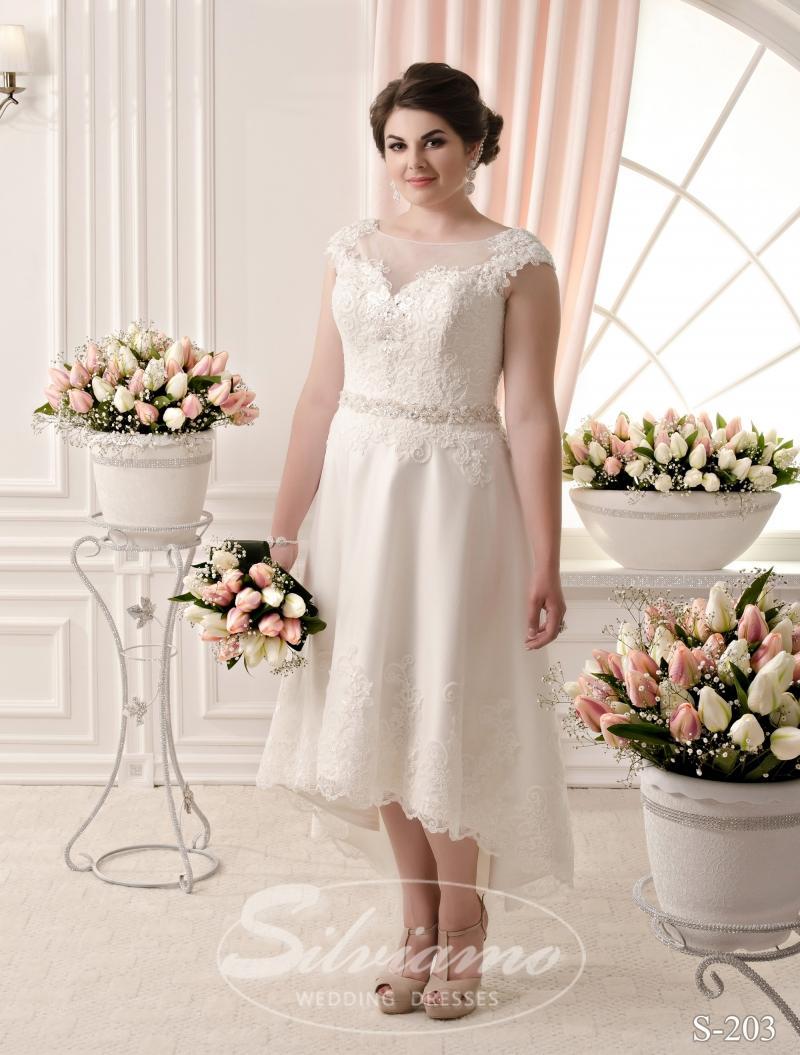 Свадебное платье Silviamo S-203