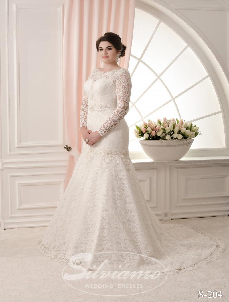 Wedding Dress Silviamo S-204