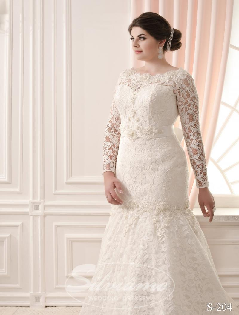 Свадебное платье Silviamo S-204