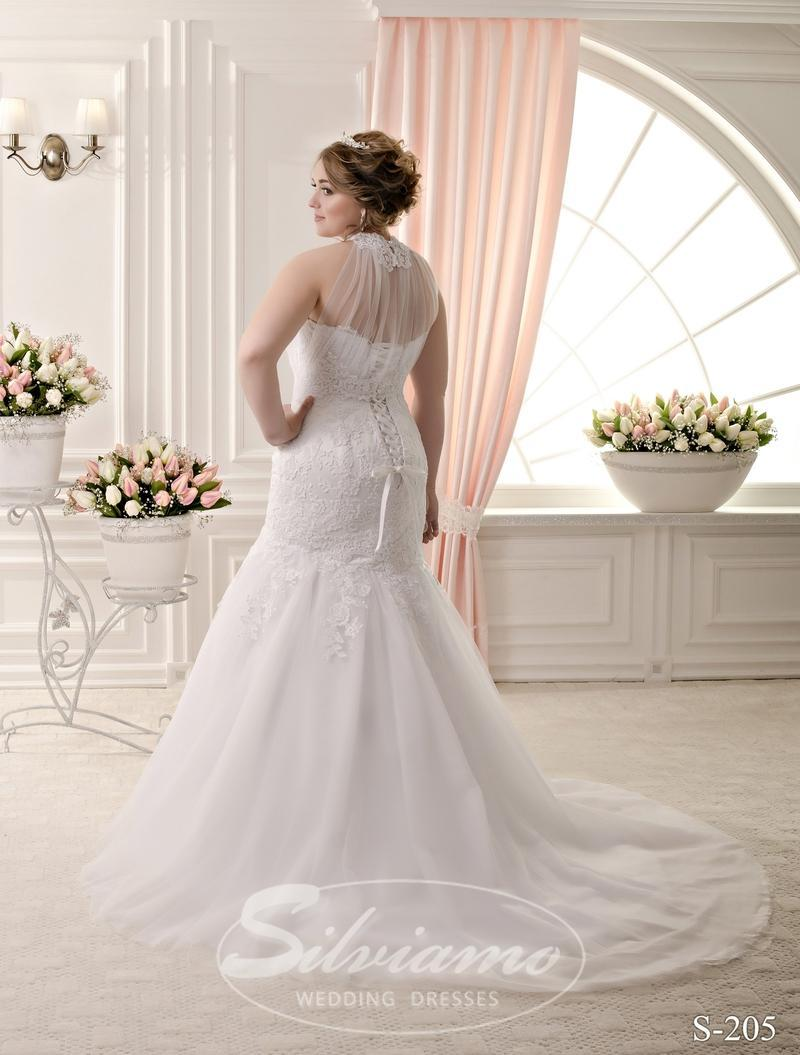 Свадебное платье Silviamo S-205
