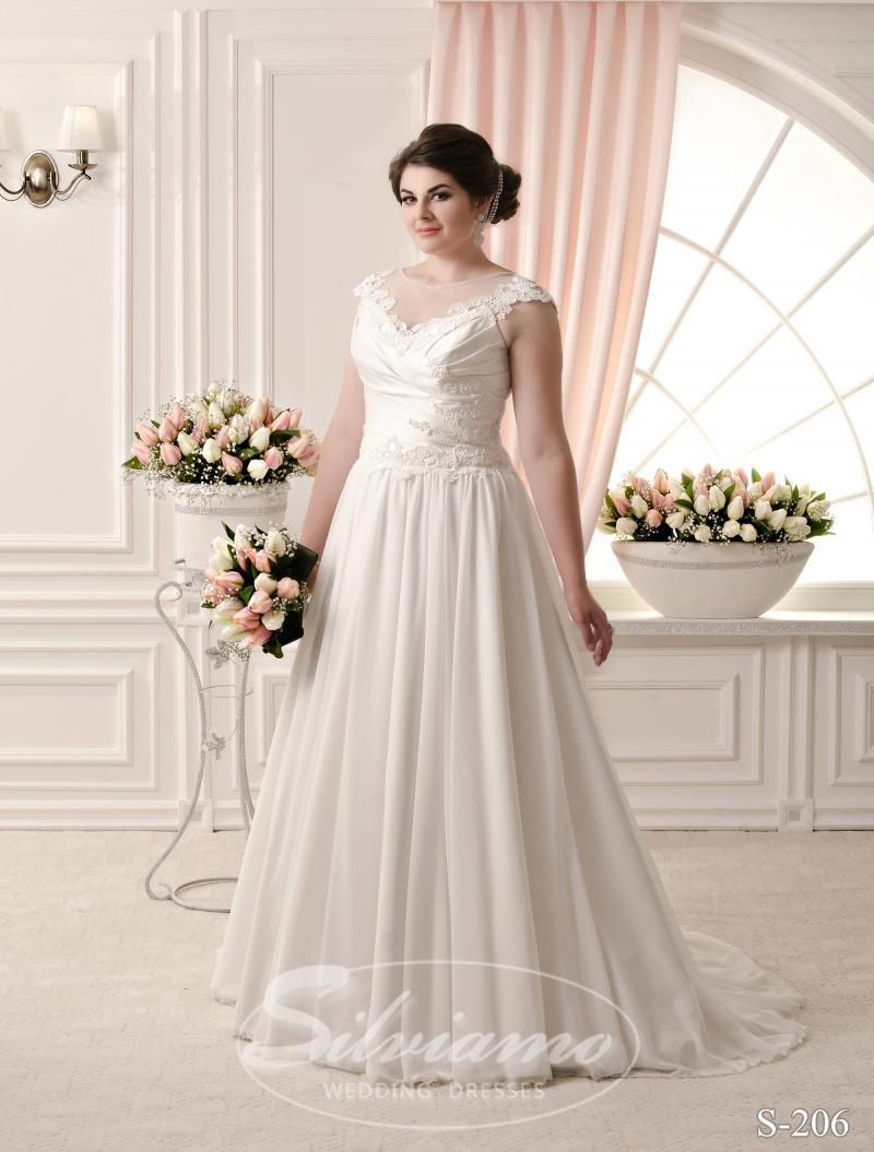 Wedding Dress Silviamo S-206