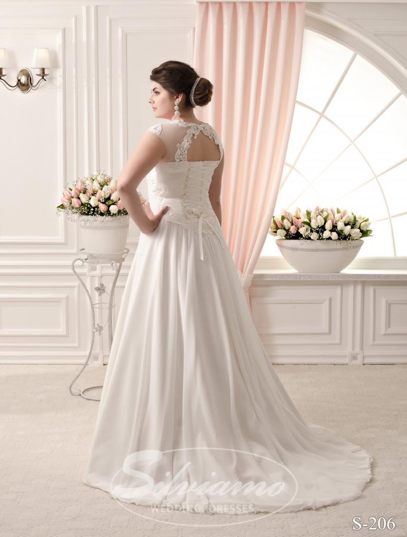 Свадебное платье Silviamo S-206
