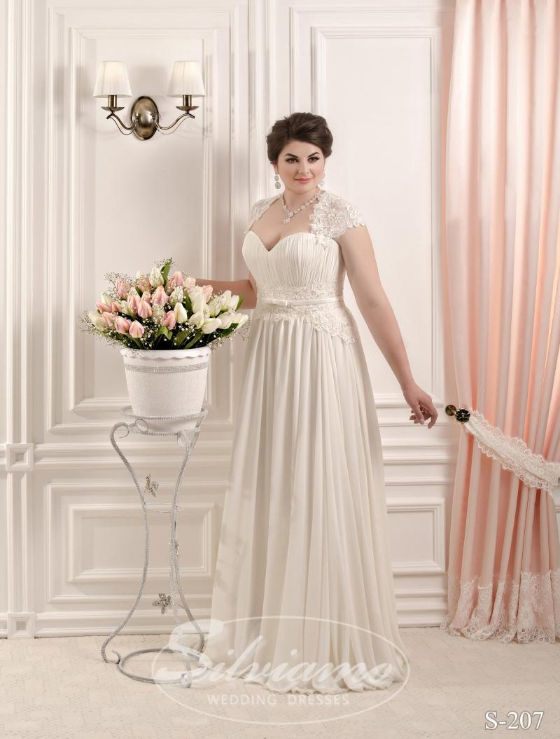Wedding Dress Silviamo S-207