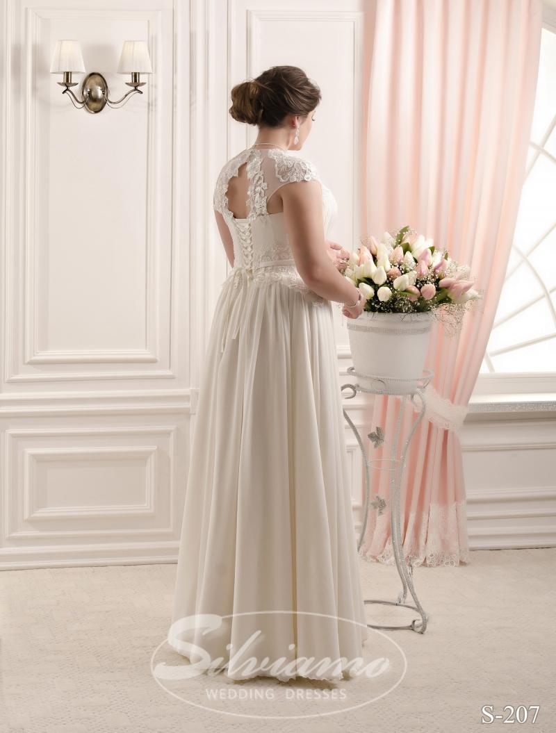 Свадебное платье Silviamo S-207