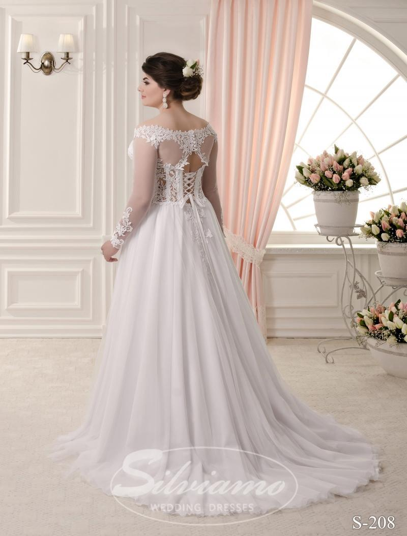 Свадебное платье Silviamo S-208