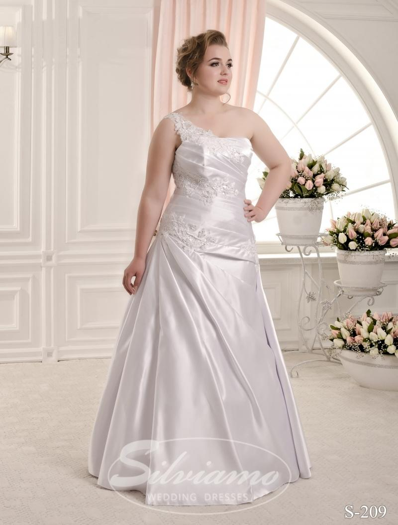 Wedding Dress Silviamo S-209
