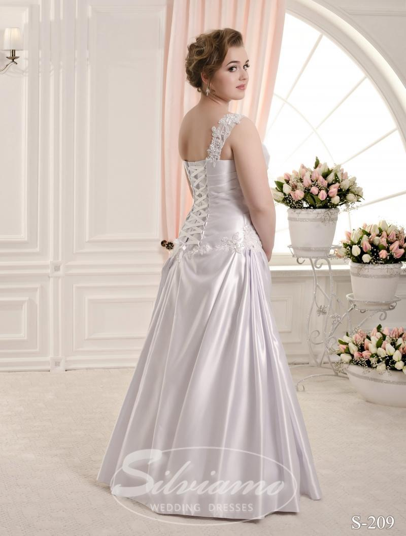 Свадебное платье Silviamo S-209